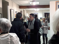 Vernissage Salon d'Automne